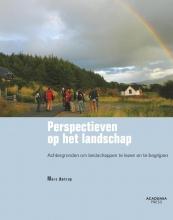 Marc Antrop , Perspectieven op het landschap