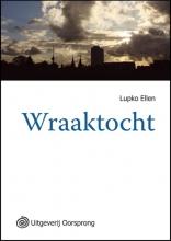 Lupko  Ellen Wraaktocht  - grote letter uitgave