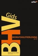 A. Zanders , Gids Bedrijfshulpverlening 2019