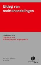 W.L. Valk H.N. Schelhaas, Uitleg van rechtshandelingen