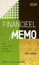 Erik Eikelboom Tim de Bondt, Financieel Memo 2020