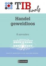 Colette Montens-Nijs Ilse van den Heuvel, Handel geweldloos