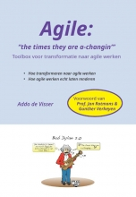 Addo De Visser , Agile - The times they are a-changin`