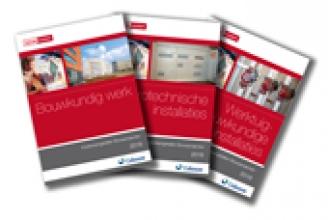 Kostenkengetallen Bouwprojecten Serie 2018 (ISBN 9789463460-149/156/163)