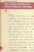 , The Lasting Significance of Etty Hillesum`s Writings