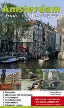 Marcel  Bergen, Irma  Clement Amsterdam stads- en wandelgids