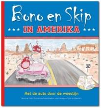 Evelien  Eefting, Herman van Dompseler Bono en Skip in Amerika