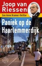 Joop van Riessen Paniek op de Haarlemmerdijk