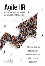 Willemijn  Boskma, Minke  Buizer, Nienke van de Hoef, Gidion  Peters, Willy  Zelen Agile HR