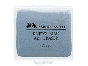 , Faber-castell kneedgum grijs