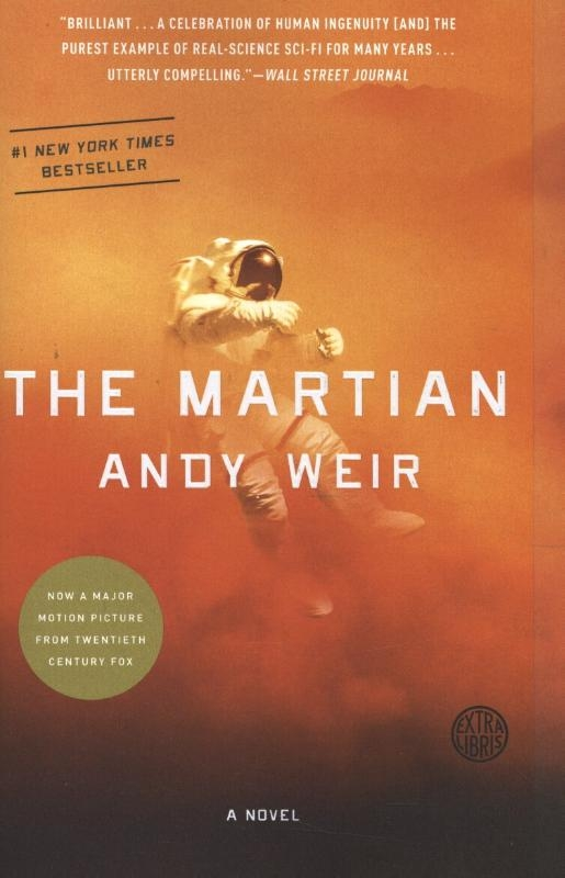 Weir, Andy,The Martian