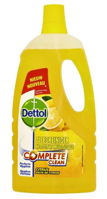 ,Allesreiniger Dettol Citrus 1 liter