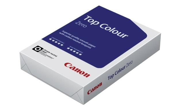 ,Laserpapier Canon Top Colour Zero A4 200gr wit 250vel