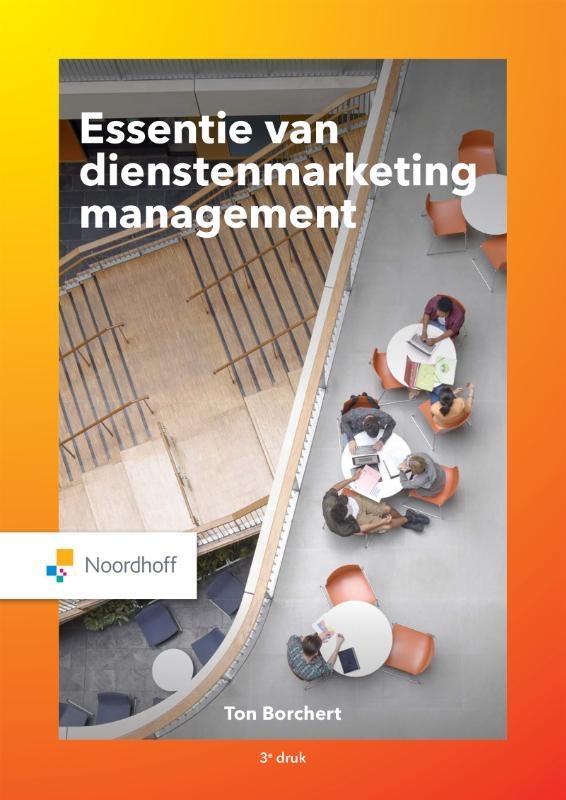 Ton Borchert,Essentie van dienstenmarketingmanagement