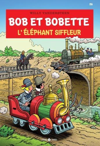 Willy Vandersteen,l`éléphant siffleur