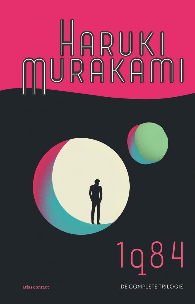 Haruki Murakami,1q84 - de complete trilogie