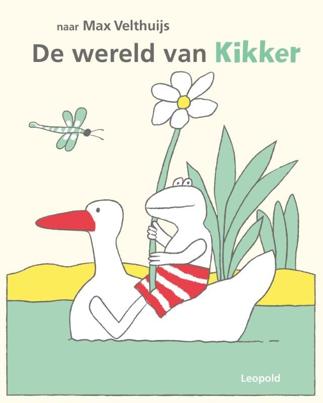 Max Velthuijs,De wereld van Kikker
