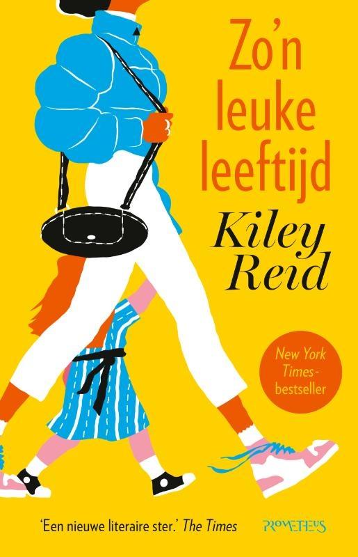 Kiley Reid,Zo`n leuke leeftijd
