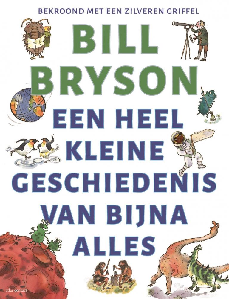 Bill Bryson,Een heel kleine geschiedenis van bijna alles