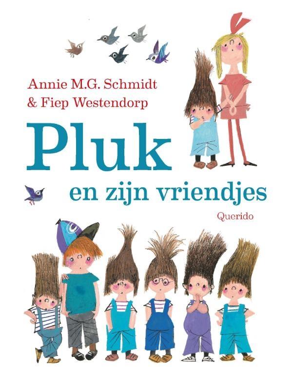 Annie M.G. Schmidt,Pluk en zijn vriendjes