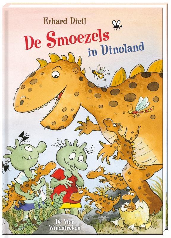 Erhard Dietl,De Smoezels in Dinoland