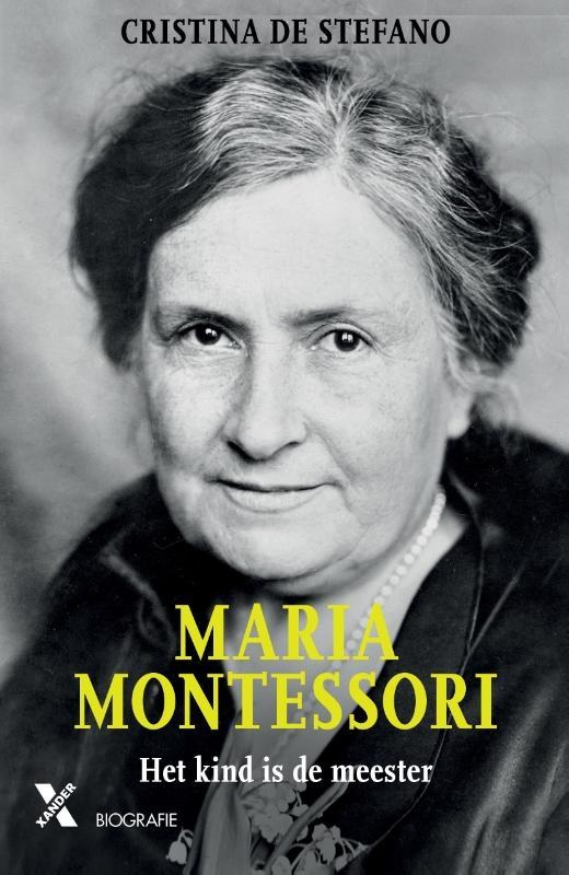 Cristina De Stefano,Maria Montessori
