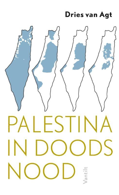 Dries van Agt,Palestina in doodsnood
