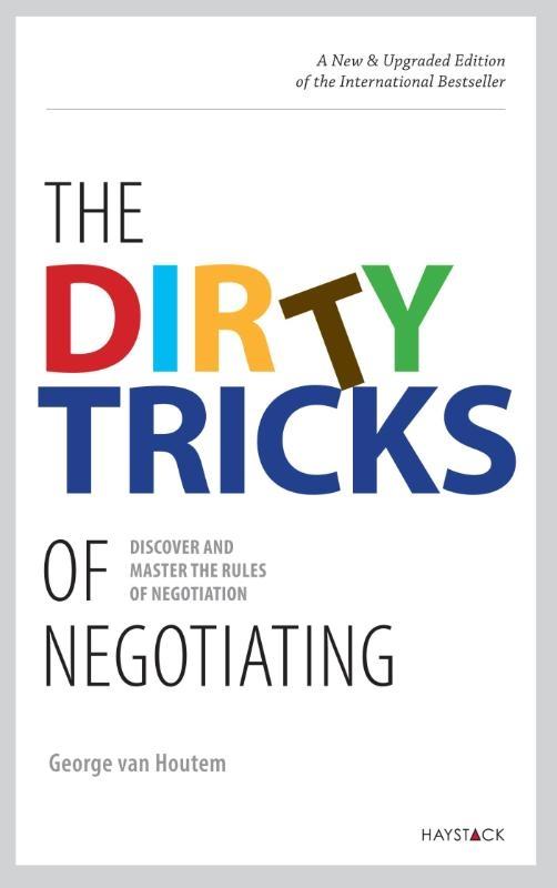 George van Houtem,The dirty tricks of negotiating
