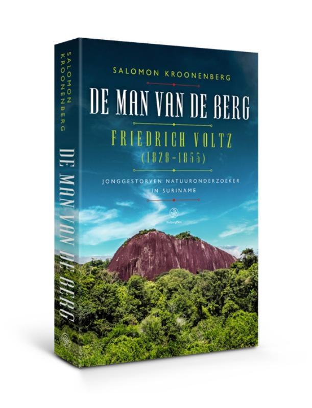 Salomon Kroonenberg,De man van de berg