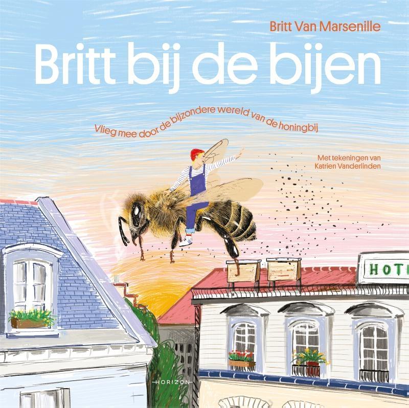 Britt van Marsenille,Britt bij de bijen