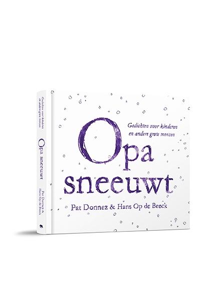 Pat Donnez, Hans Op De Beeck,Opa sneeuwt