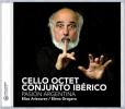 ,Ginastera / Guastavino Pasion Argentina by Cello Octet C. Iberico CD