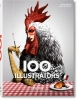,<b>100 Illustrators</b>