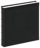 ,<b>Fotoalbum Walther classic 29x32cm zwart</b>