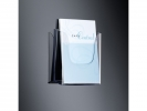 ,folderhouder Sigel wandmodel A4 transparant acryl 1 vak