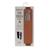 ,Bookaroo Pen Pouch - Brown