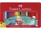 ,<b>set aquarelpotloden Faber-Castell 48 stuks</b>