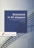 Arie  Buijs,Statistiek in 20 stappen