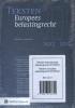C. van Raad,Teksten Internationaal & Europees belastingrecht  2017/2018