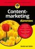 Gerda van Galen ,Contentmarketing voor Dummies
