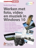 Uithoorn Studio Visual Steps,Werken met foto, video en muziek in Windows 10
