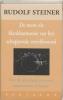 Rudolf Steiner,De mens als klankharmonie van het scheppende wereldwoord