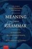 Crit  Cremers, Maarten  Hijzelendoorn, Hilke  Reckman,Meaning versus grammar