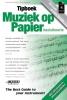 Hugo  Pinksterboer,TIpboek-serie Tipboek Muziek op papier