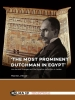 Maarten  Raven,`The most prominent Dutchman in Egypt`