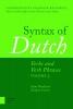 Hans  Broekhuis, Norbert  Corver,Comprehensive Grammar Resources Syntax of Dutch