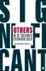 ,Significant others in de culturele criminologie