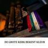 Hans te Winkel ,De Grote Kerk-gemeente Emmen bekent kleur