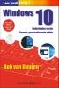 Bob van Duuren ,Leer jezelf SNEL... Windows 10, 2e editie
