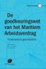 <b>De goedkeuringswet van het Maritiem Arbeidsverdrag</b>,parlementaire geschiedenis